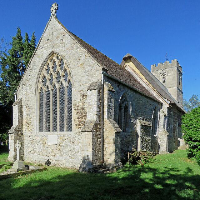 Rampton: All Saints' Church