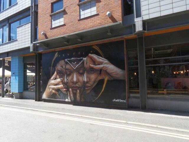 Intern on Hare Street