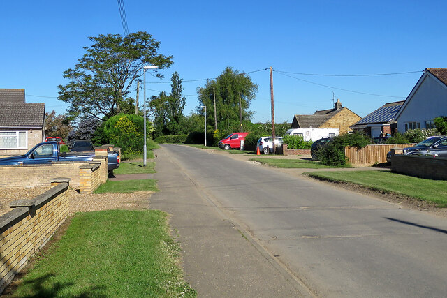 Rampton: bungalows on King Street