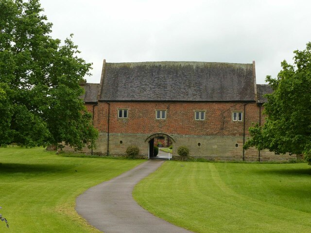 Gatehouse to the Old Hall, Mavesyn Ridware