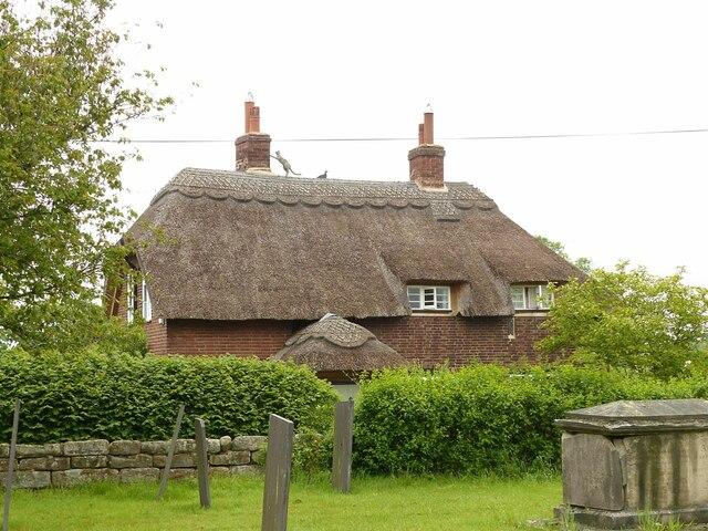 Church Cottage, Mavesyn Ridware