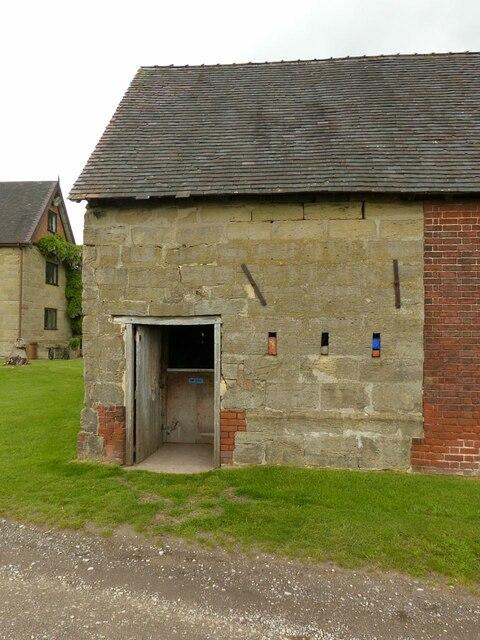 Barn at Bentley Hall Cottage