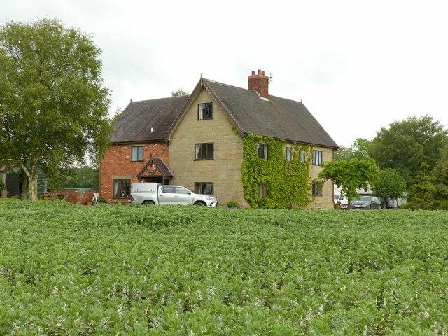 Bentley Hall Cottage, Hill Ridware