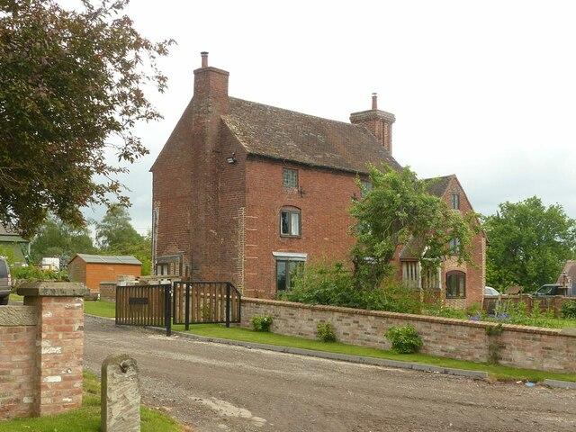 Woodhouse Farmhouse, Ridware