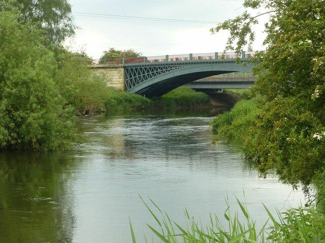 High Bridge, Handsacre