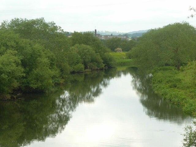 River Trent, Handsacre