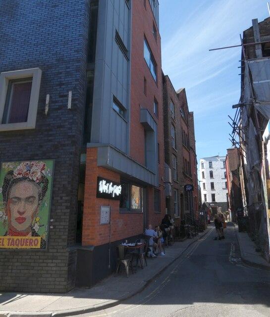 Back Turner Street