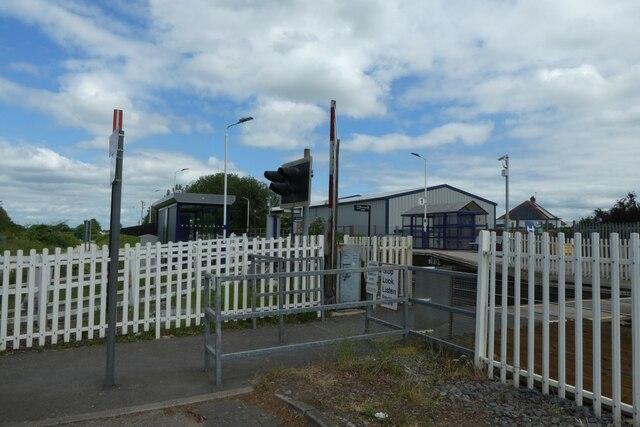 Sherburn in Elmet Railway Station
