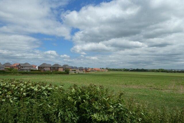 Houses in Sherburn in Elmet