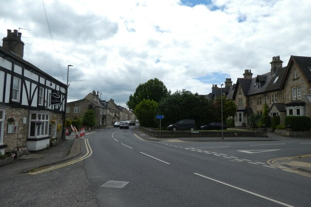 Junction with High Street