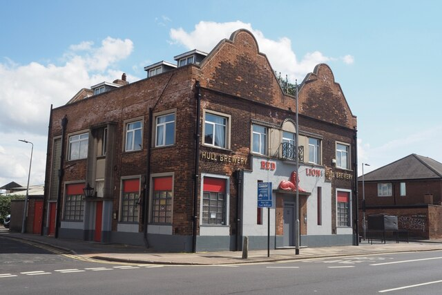 The ex-Red Lion