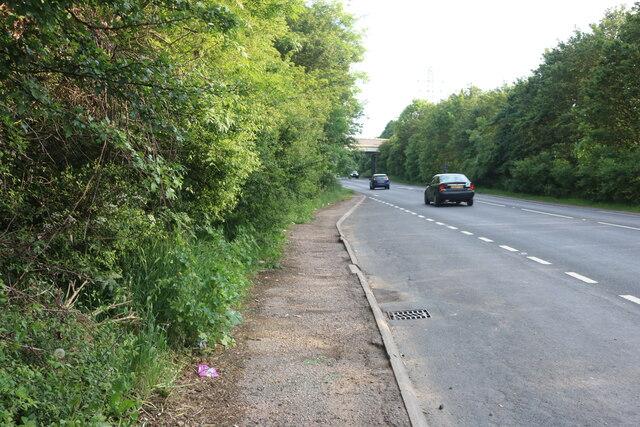 The A414 Maldon Bypass