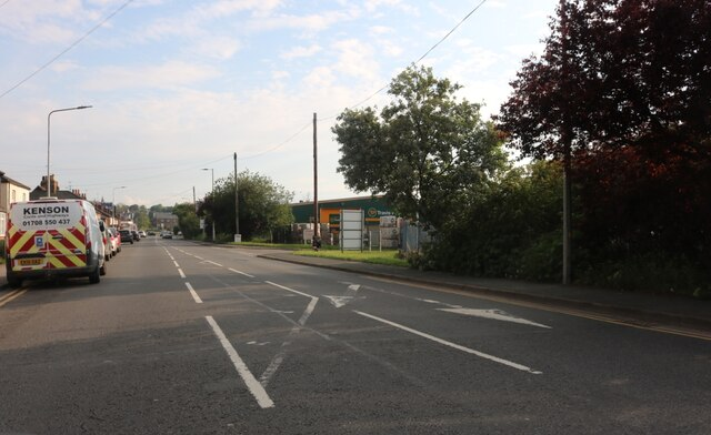 The Causeway, Heybridge