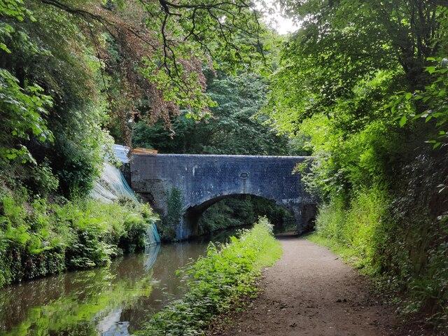 Wolverley Forge Bridge No 21
