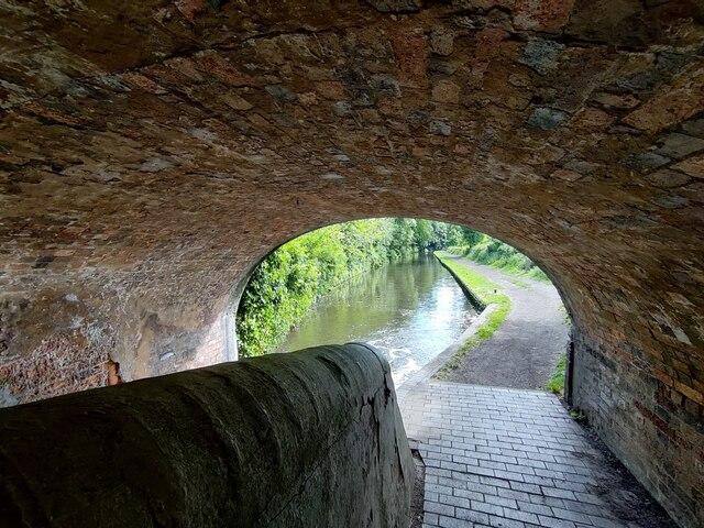 Under Wolverley Bridge No 20