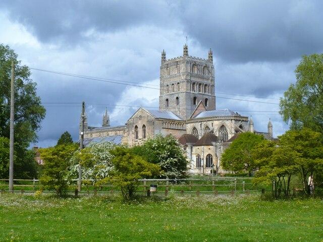 Tewkesbury Abbey [1]