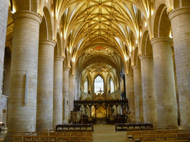 Tewkesbury Abbey [3]