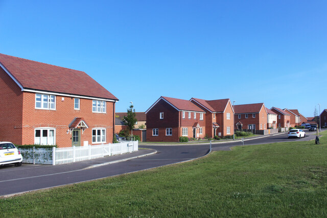 New Housing, Cornfield Road