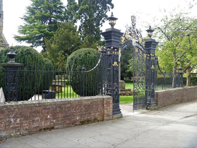 Tewkesbury Abbey [5]