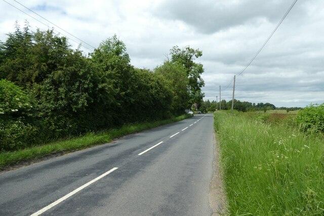 Lumby Lane towards Ingthorns Lane