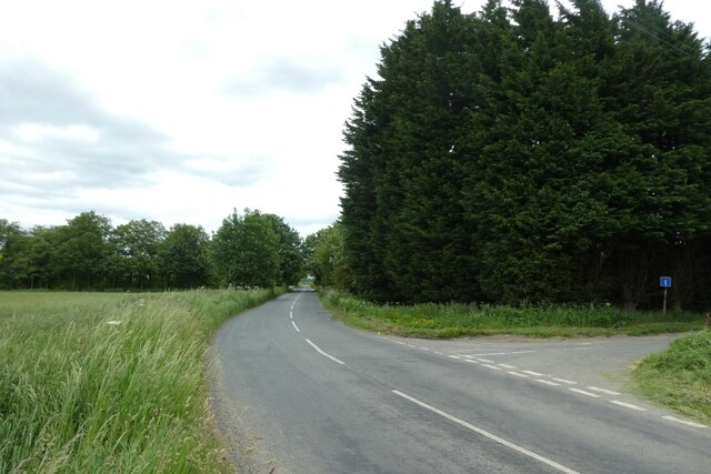 Junction with Pighill Nook Road