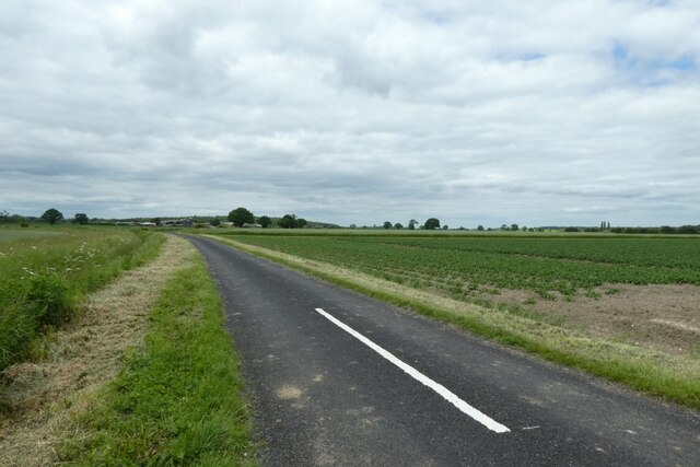Recently resurfaced Common Lane
