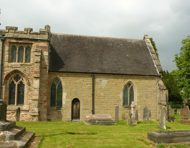 Church of All Saints, King's Bromley