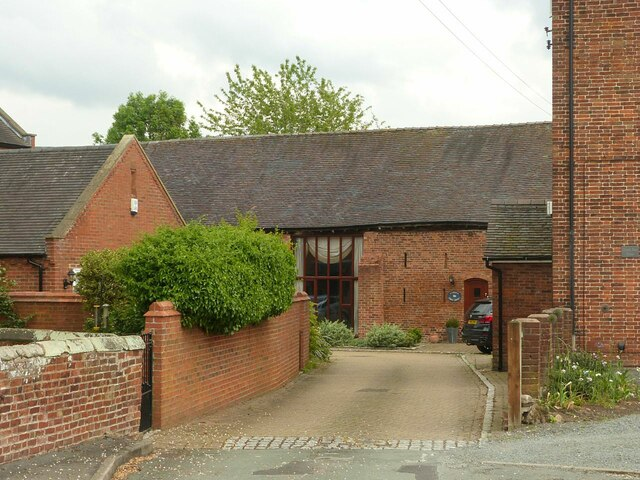 Church Farm Mews, King's Bromley