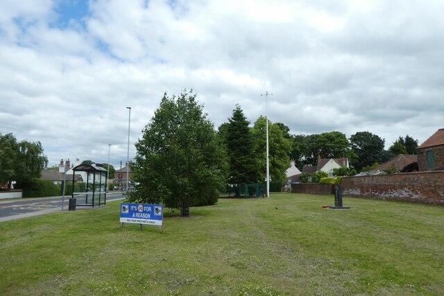 Green in Hambleton