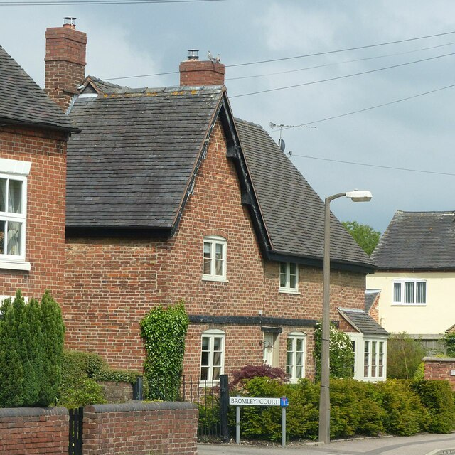 The Cot, 9 Alrewas Road, King's Bromley