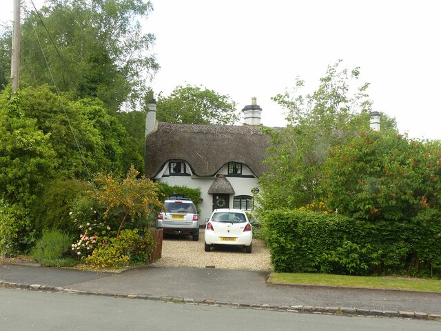 Manor Thatch, King's Bromley