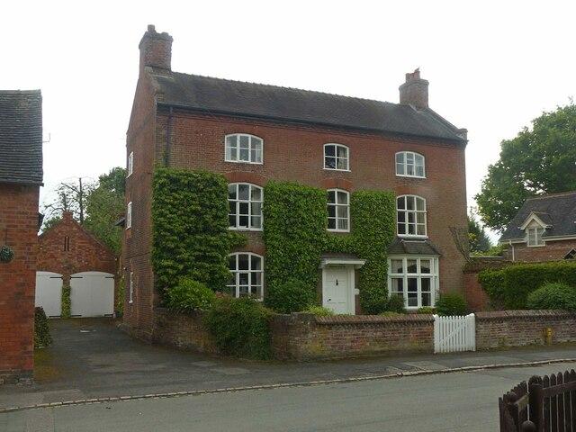 Manor Farmhouse, King's Bromley