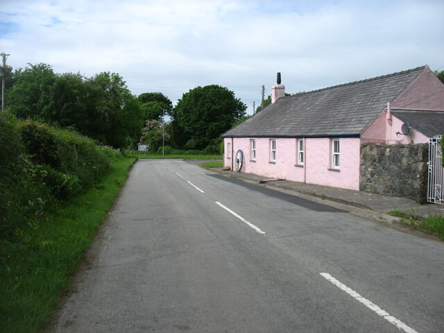 Approaching the A5025