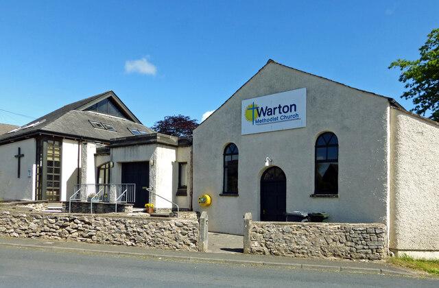 Warton Methodist Church