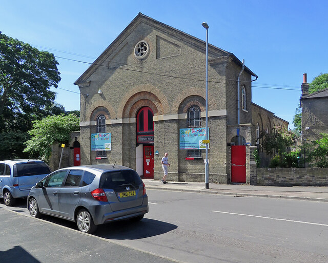 Chesterton: Church Hall, Chapel Street
