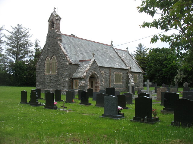 Llantrisant church