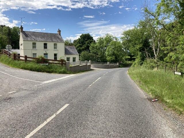 Donaghanie Road, Donaghanire