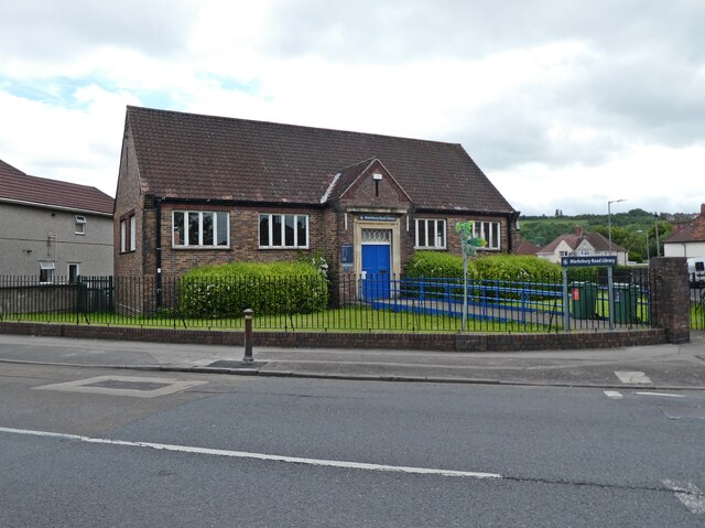 Marksbury Road Library