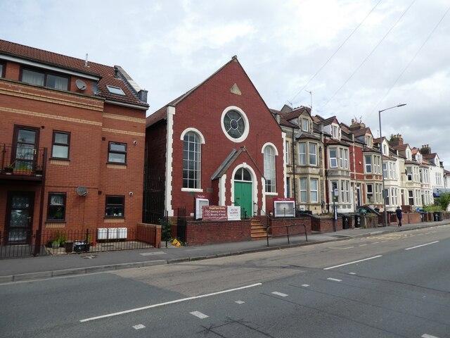 'Church of Christ' St John's Lane