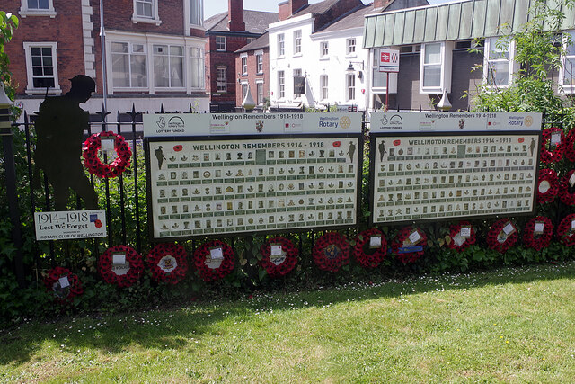 Wellington Remembers