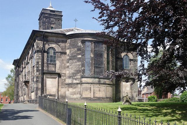 All Saints' Church, Wellington