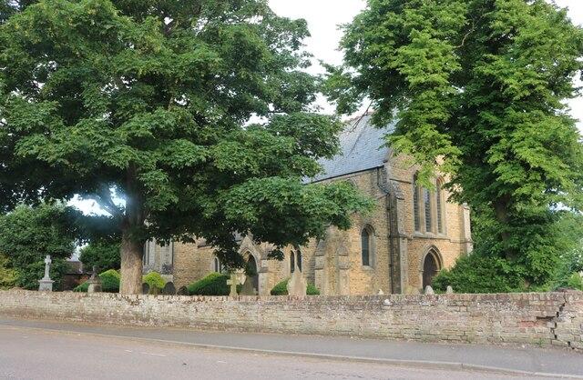 St Nicholas Church, Manea