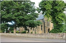 TL4789 : St Nicholas Church, Manea by David Howard