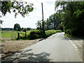 TL8838 : Lamarsh Road, Great Henny by Geographer