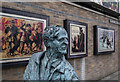 J3274 : Conor statue, Belfast by Rossographer
