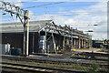 SJ8696 : Longsight depot by N Chadwick