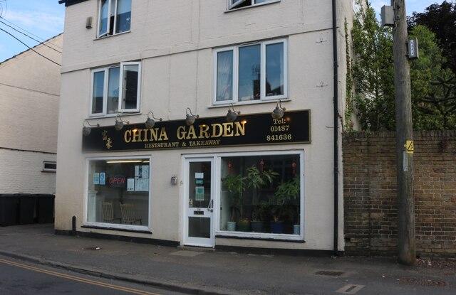 The China Garden, Somersham