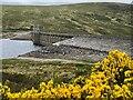 NH3470 : Loch Glascarnoch Dam by Graham Hogg