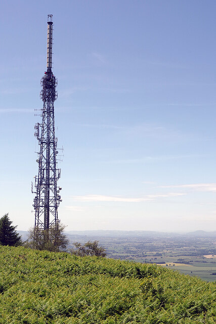 The Wrekin Transmitter