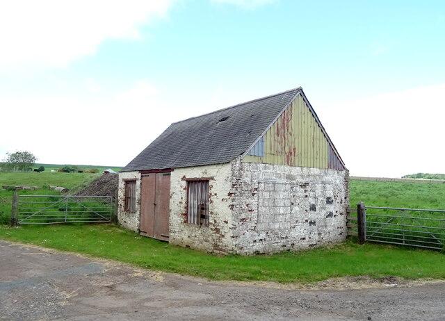 Old Barn, Kirkhill by JThomas